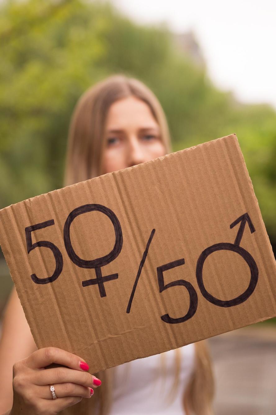 Support Gender Equality