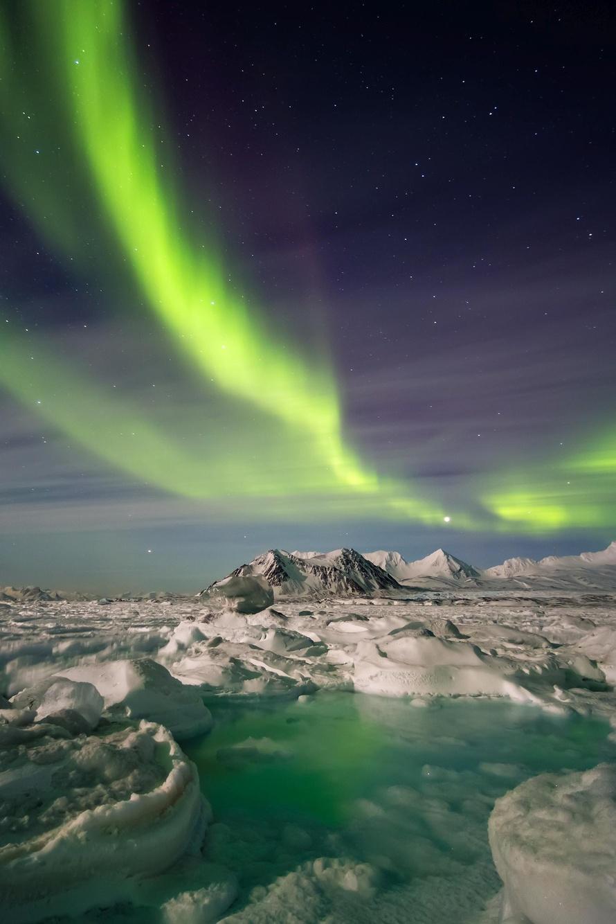 Preserve the Arctic